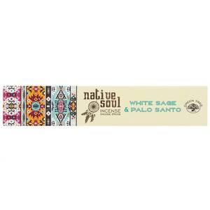 Bilde av White Sage and Palo Santo ~ Native Soul Incense