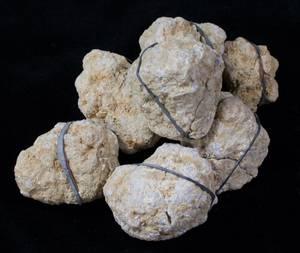 Bilde av Bergkrystall geode M / Quartz Geodes From Morocco