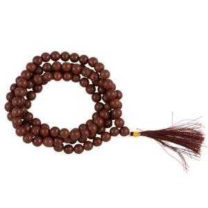 Bilde av Mala Red Jasper 108 beads