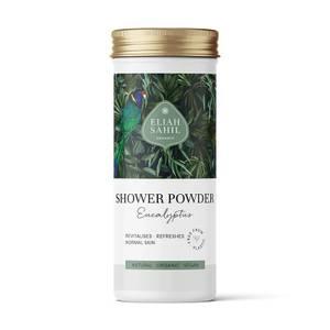 Bilde av Shower Powder Eucalyptus organic Eliah Sahil