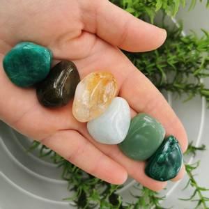 Bilde av Good Luck Healing Crystal Kit