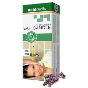 Bilde av Ear candles Lavender large pack 10 pcs