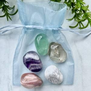 Bilde av Stress and anxiety crystal set