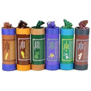 Bilde av Set 1: pack of 6 Tibetan incenses