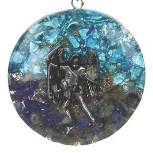 Bilde av Orgone Anheng  /Orgonite pendant archangel