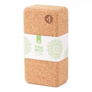 Bilde av Yoga Blokk / Yoga Cork Brick  Standard