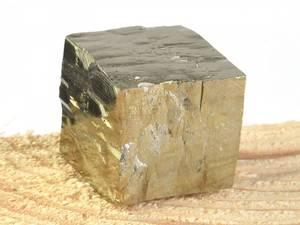 Bilde av Pyritt kubiske/Pyrite Cube 17-20 gram