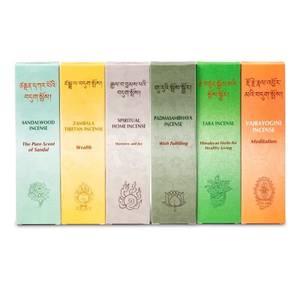 Bilde av Gangchen Himalayan natural incense giftbox