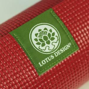Bilde av PVC Yoga Mat Trend 102-bordeaux   4mm