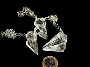 Bilde av Pendel Bergkrystall /Pendulum Rock Crystal og