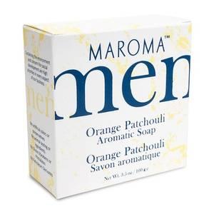 Bilde av Maroma men soap Orange Patchouli