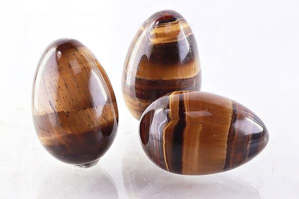 Bilde av Tigerøye-egg