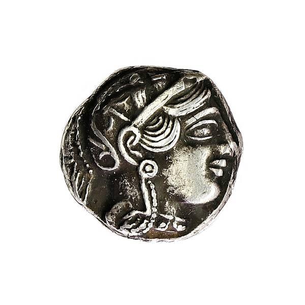 Bilde av Athen Tetradrakme 440-420 f.Kr. Ugle!