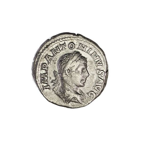 Bilde av Elagabal Denarius 218-222 Jupiter