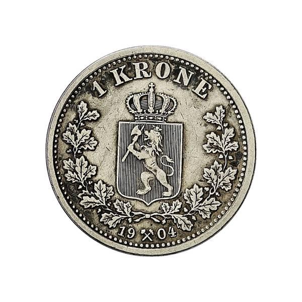 Bilde av 1 krone 1904