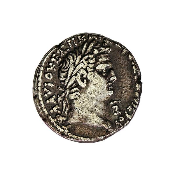 Bilde av Titus & Vespasian Tetradrakme 69-79