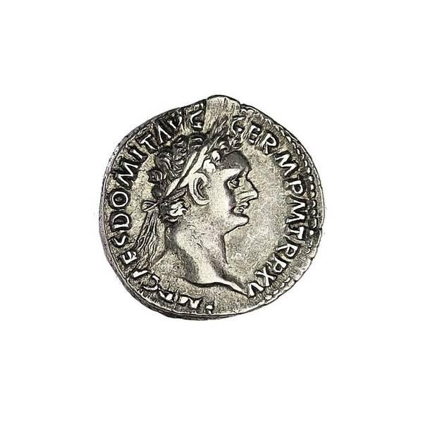 Bilde av Domitian Denar 81-96 God stil!