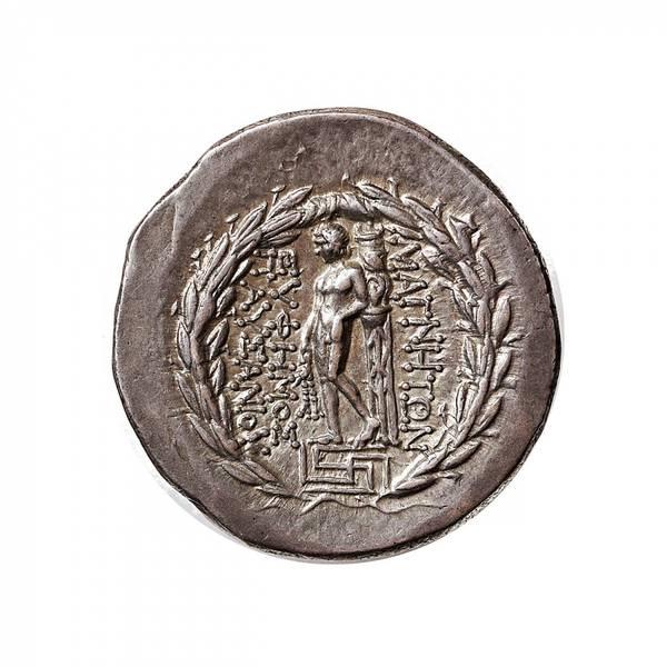 Bilde av Magnesia Tetradrakme 155-145 f.Kr.
