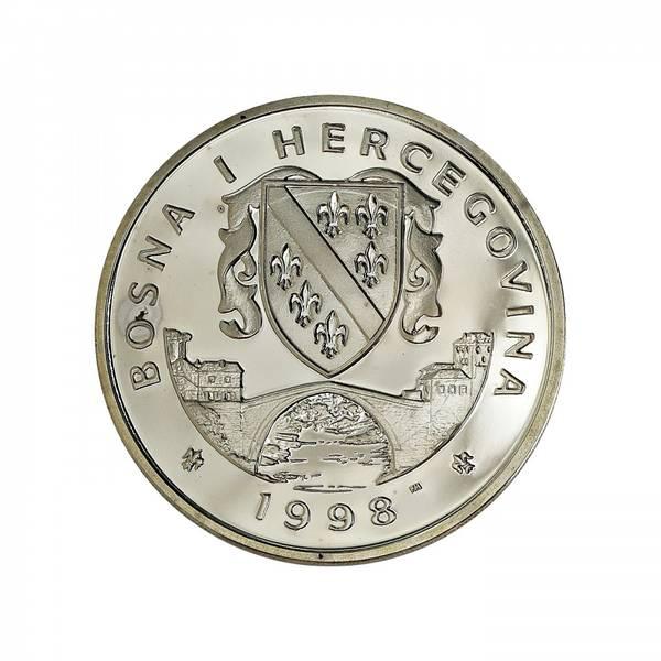 Bilde av Bosnia Hercegovina 10 marka 1998