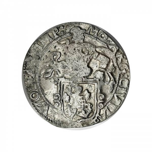 Bilde av Nederlandene Zwolle Leeuwendaaler 1646