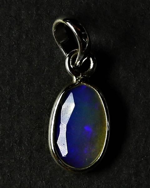 Bilde av Anheng med opal, Etiopia