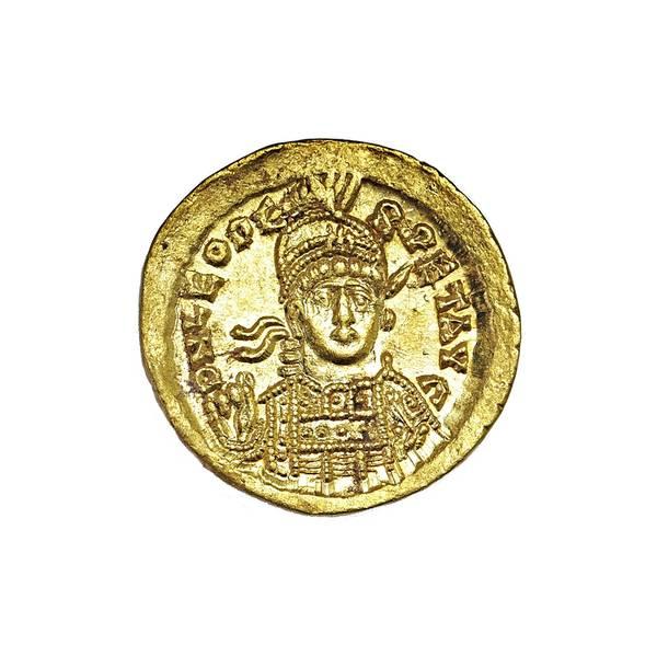 Bilde av Leo I Solidus 457-474 Gull