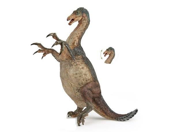 Bilde av Therizinosaurus