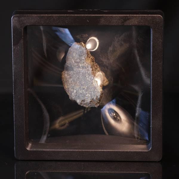 Bilde av Steinmeteoritt (NWA-kondritt), skive,25 gram