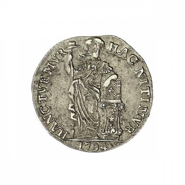 Bilde av Nederland W. Friesland 1 gulden 1794