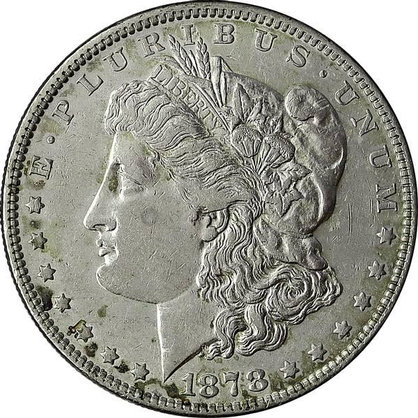 Bilde av USA 1 dollar 1878 P