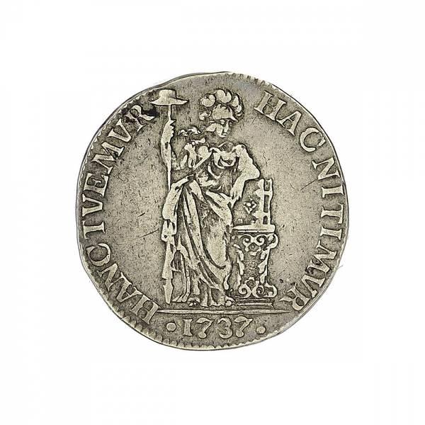 Bilde av Nederland Overijssel 1 gulden 1737