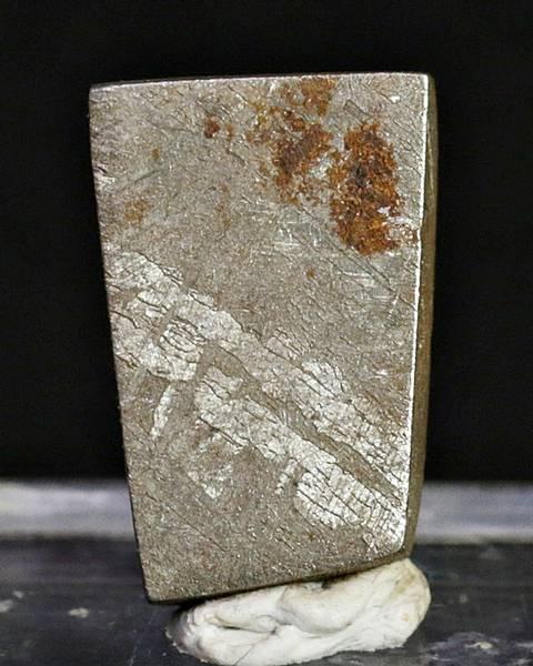 Bilde av Jernmeteoritt, Gibeon, Namibia 3,7 gram