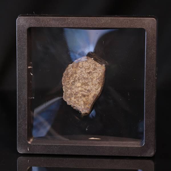 Bilde av Steinmeteoritt (NWA-kondritt), skive, 15,4gram