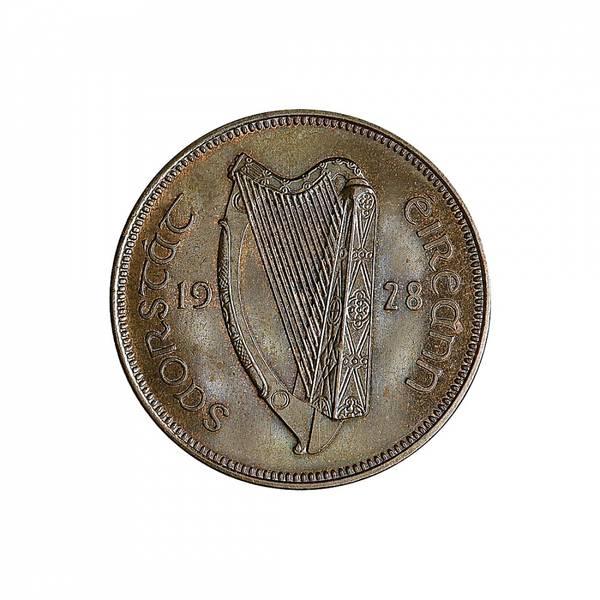 Bilde av Irland Half Penny 1928 Proof