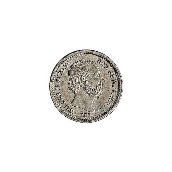 Bilde av Nederland 5 cents 1850