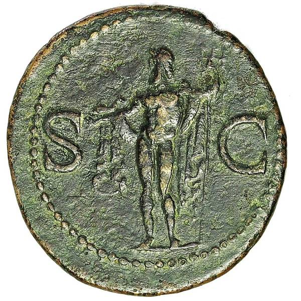 Bilde av Agrippa As 65-12 f.Kr.