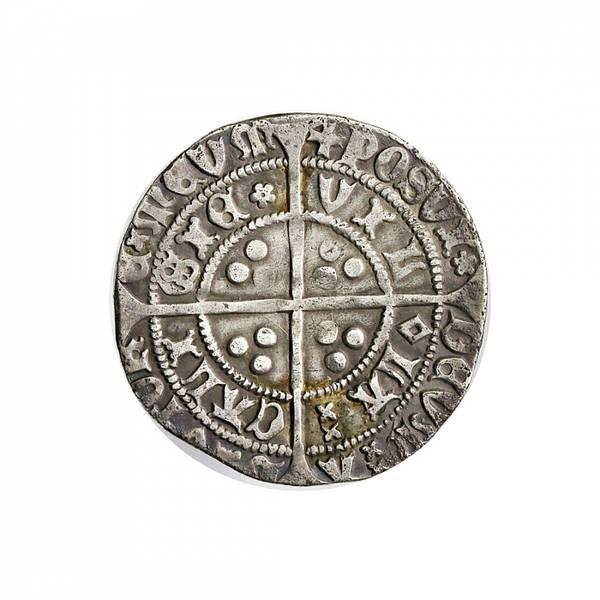 Bilde av Henrik VI Groat 1422-1461