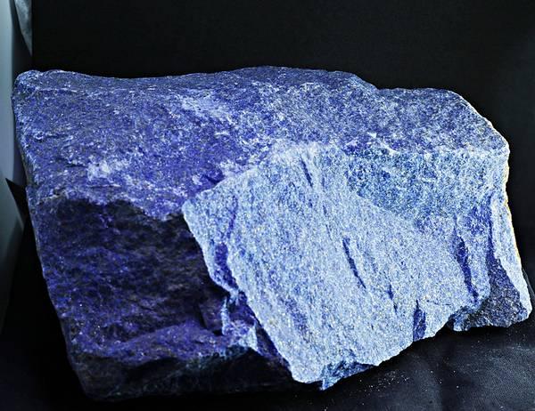 Bilde av Lapis lazuli fra Chile