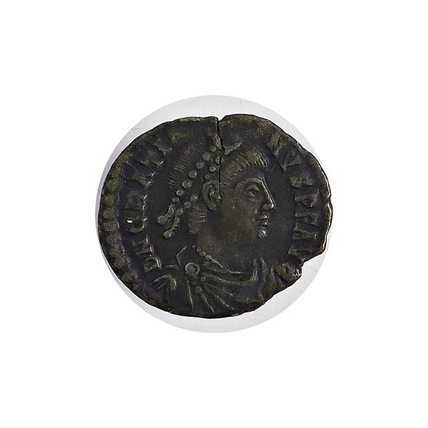 Bilde av Ambassadørens samling Gratian 367-383 Siliqua