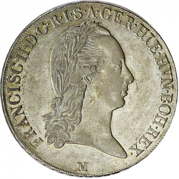 Bilde av Østerrike Franz II Thaler 1796