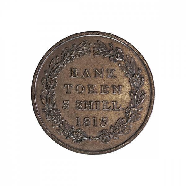 Bilde av Irland 3 shilling 1815