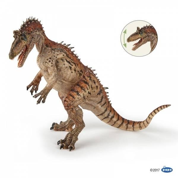 Bilde av Cryolophosaurus
