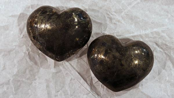 Bilde av Hjerte av vasskis