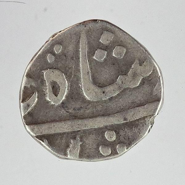 Bilde av India, Britisk Bombay Halv Rupee 1800-1816