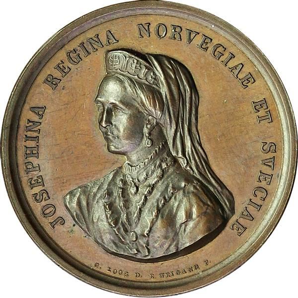 Bilde av Josephines minne 1877 Bronse