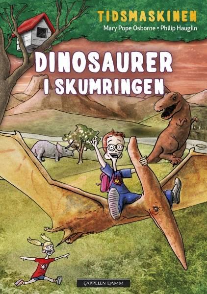 Bilde av Osborne, Mary Pope: Dinosaurer i skumringen