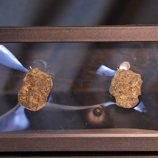 Bilde av Steinmeteoritt (NWA-kondritt), delt, 23,50 gram