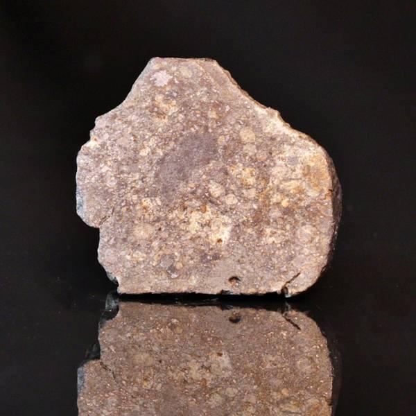 Bilde av Steinmeteoritt (NWA-kondritt), delt, 20,1 gram