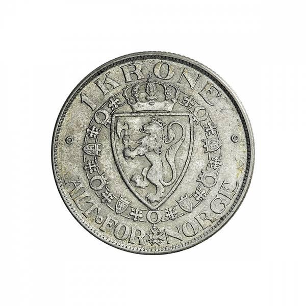 Bilde av 1 krone 1915