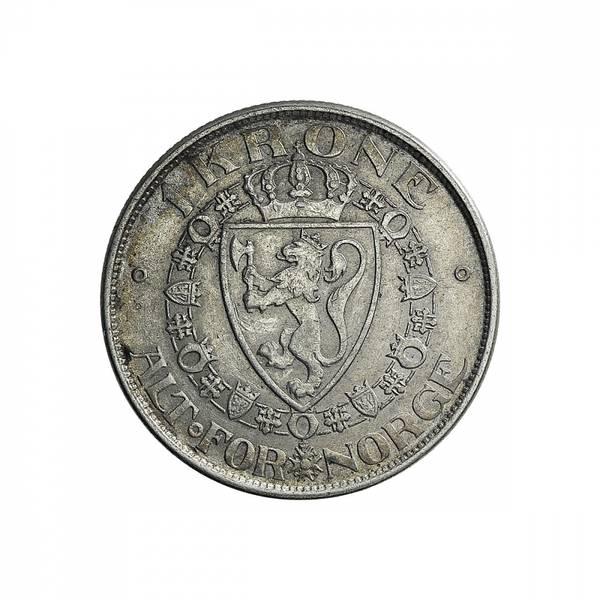 Bilde av 1 krone 1916